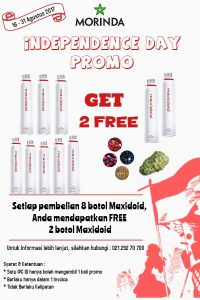 Morinda indonesia promo merdeka