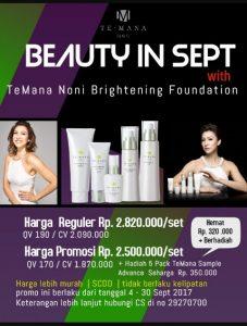 Morinda Indonesia promo