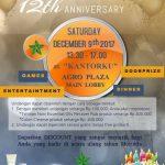 Undangan Ulang Tahun Morinda Jakarta