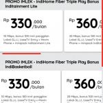 Pasang Baru Indihome Bandung Promo Imlek