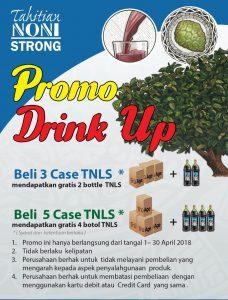 Gratis Tahitian Noni 4 Botol